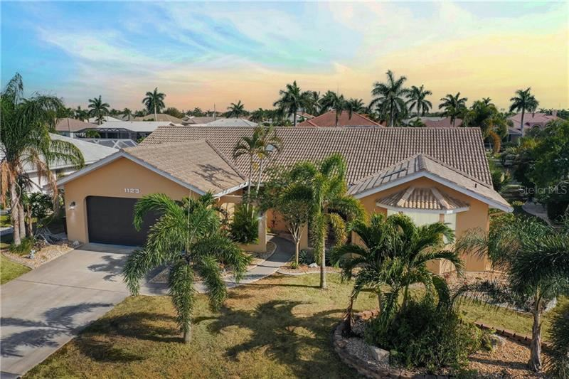 1123 TREASURE CAY COURT, Punta Gorda, FL 33950 - #: C7441181