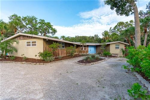 Photo of 3025 N BEACH ROAD #A, ENGLEWOOD, FL 34223 (MLS # D6107183)