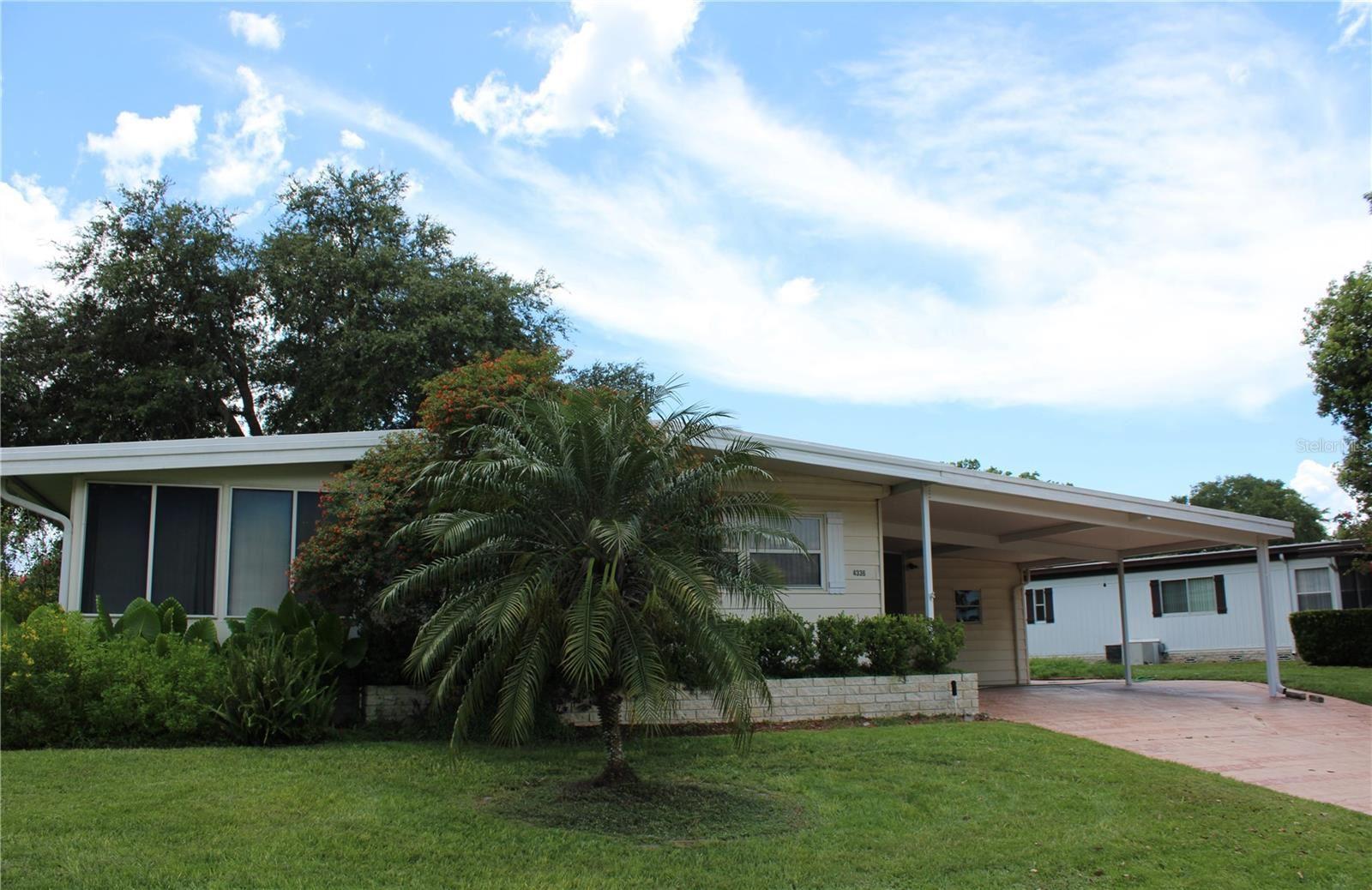 4336 BLACK OAK LANE #60, Zellwood, FL 32798 - #: O5962183