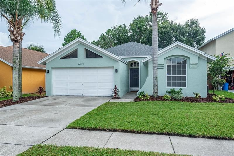 6914 MIRROR LAKE AVENUE, Tampa, FL 33634 - MLS#: U8095183