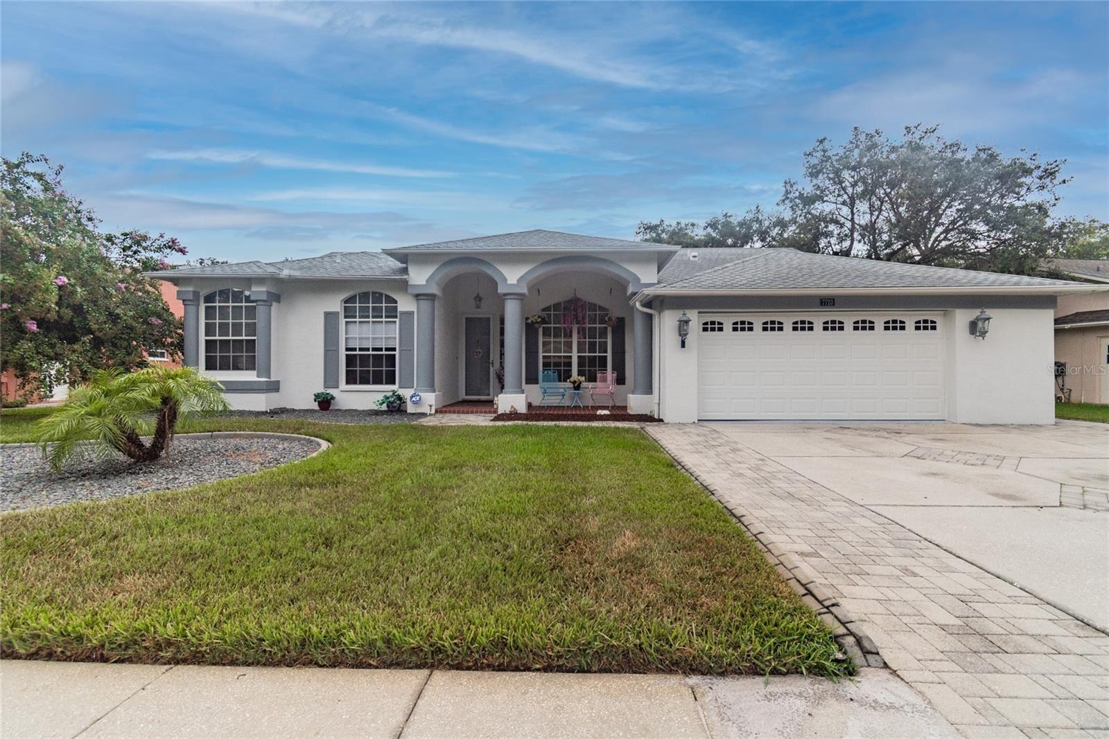 7723 EGLANTINE LANE, New Port Richey, FL 34654 - #: T3321184