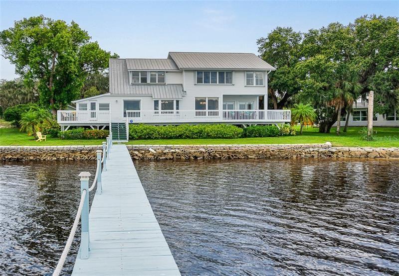 909 BAYSHORE DRIVE, Tarpon Springs, FL 34689 - MLS#: U8095184