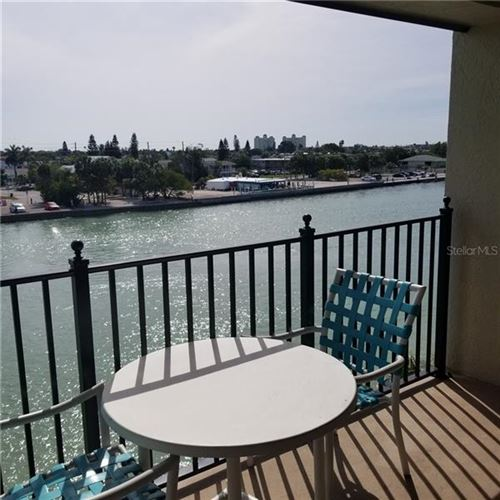 Photo of 7435 BAYSHORE DRIVE #405, TREASURE ISLAND, FL 33706 (MLS # U8083187)