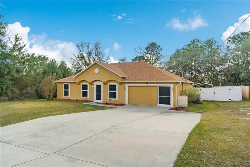 8280 N IBSEN DRIVE, Citrus Springs, FL 34433 - #: W7830187