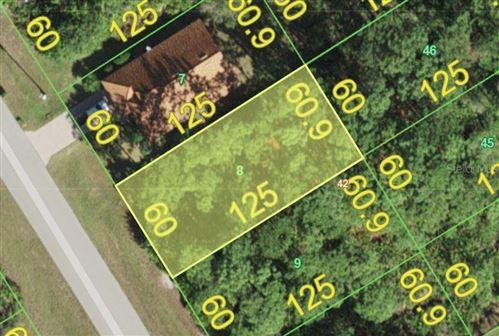 Photo of 242 ANTIS DRIVE, ROTONDA WEST, FL 33947 (MLS # C7447188)