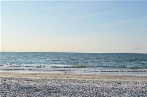 Photo of 2300 BEACH TRAIL #1, INDIAN ROCKS BEACH, FL 33785 (MLS # T3217188)