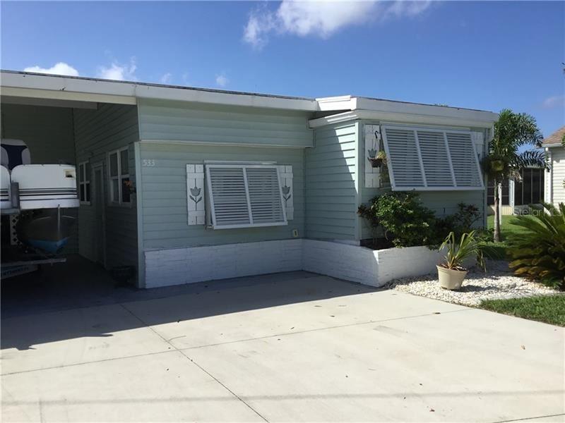 533 BLACKBURN BOULEVARD, North Port, FL 34287 - MLS#: A4476188