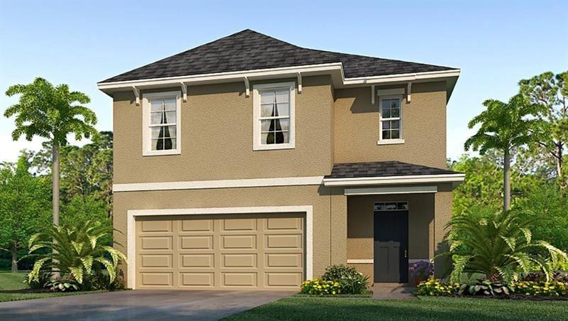 32744 CANYONLANDS DRIVE, Wesley Chapel, FL 33543 - MLS#: T3273188