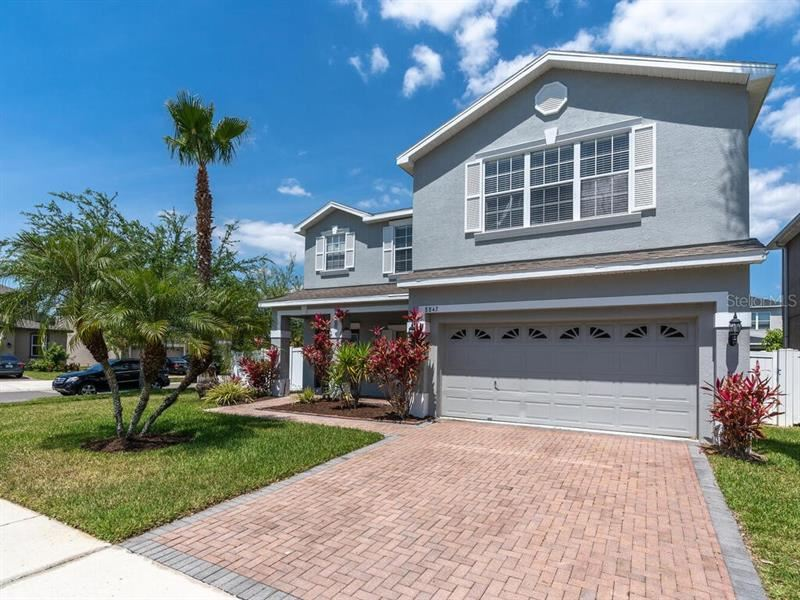 8843 ROYAL ENCLAVE BOULEVARD, Tampa, FL 33626 - #: T3300188