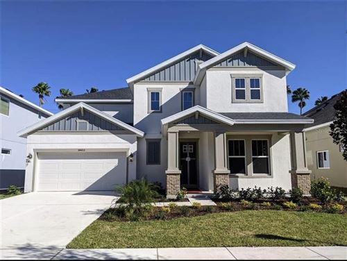 Photo of 16411 LUCIA GARDENS LANE, TAMPA, FL 33625 (MLS # J926190)