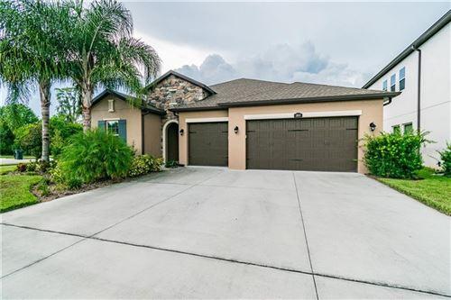 Photo of 3517 LANDS END WAY, LUTZ, FL 33548 (MLS # T3253190)