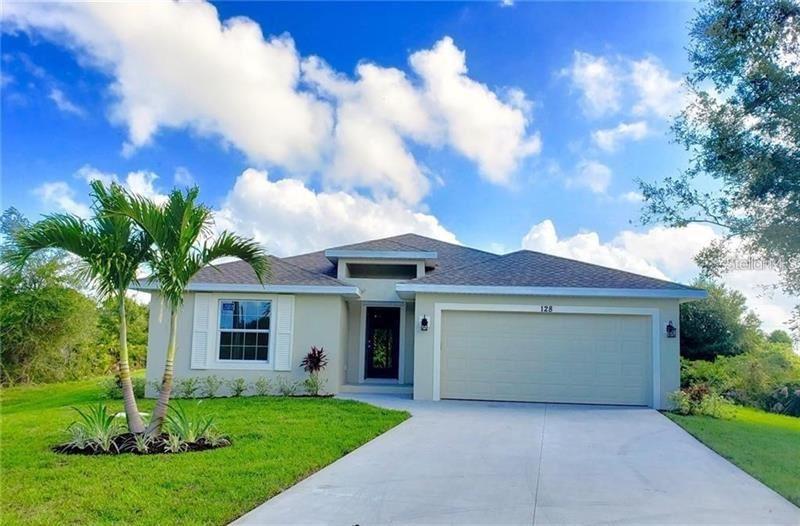 Photo of 310 ALBATROSS ROAD, ROTONDA WEST, FL 33947 (MLS # A4470191)