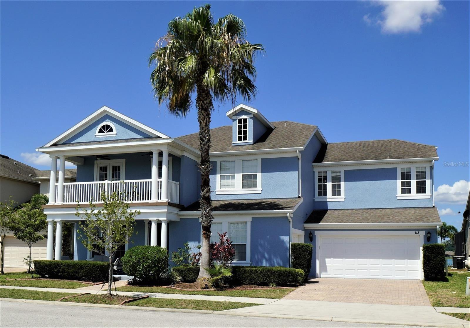 113 PEACE RIVER COURT, Groveland, FL 34736 - #: G5043191
