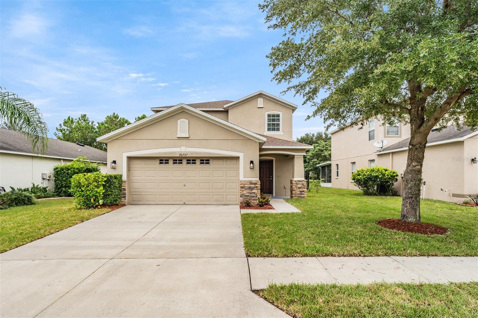 30737 WHITE BIRD AVENUE, Wesley Chapel, FL 33543 - MLS#: U8137191