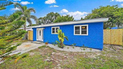 Photo of 5135 NEWTON AVENUE S, GULFPORT, FL 33707 (MLS # U8127192)