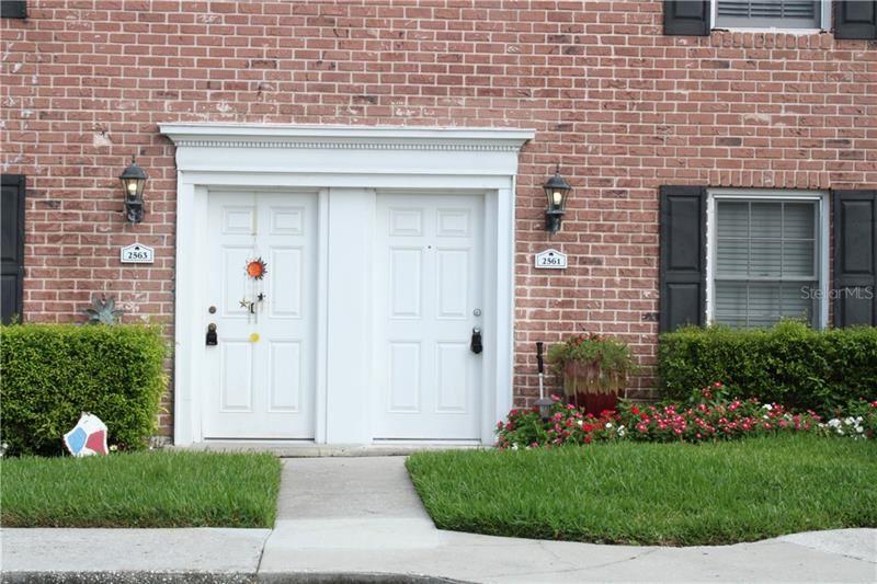 2561 CEDAR CYPRESS COURT #F, Tampa, FL 33618 - MLS#: T3248192