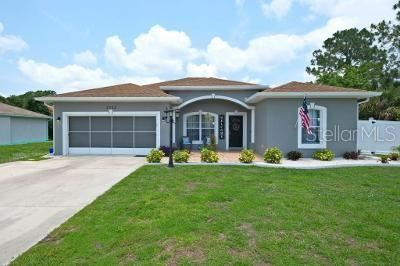 Photo of 2353 S CHAMBERLAIN BOULEVARD, NORTH PORT, FL 34286 (MLS # T3245193)