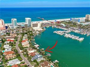 Photo of 150 DEVON DRIVE, CLEARWATER BEACH, FL 33767 (MLS # U8039193)