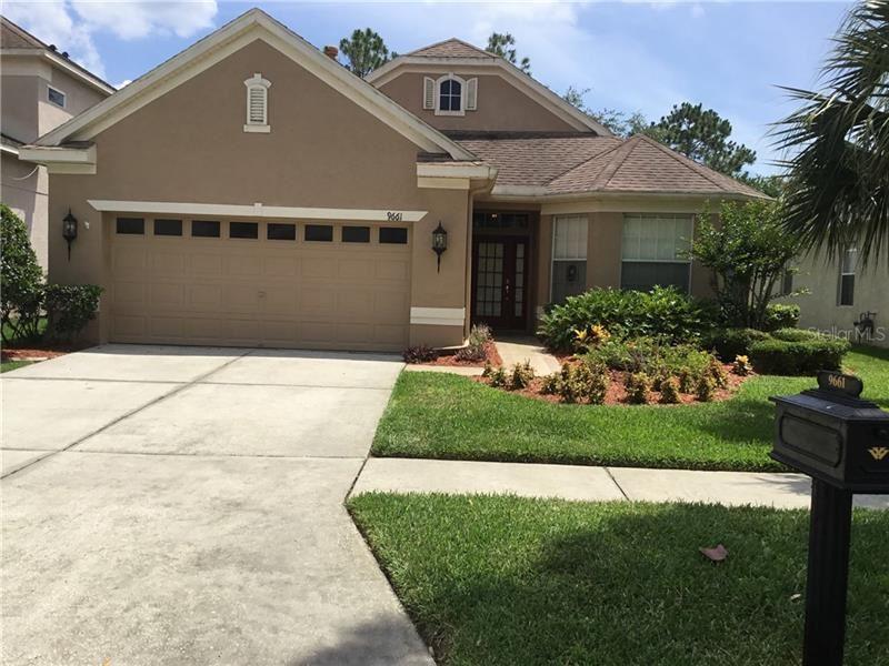 9661 GRETNA GREEN DRIVE, Tampa, FL 33626 - MLS#: T3244193