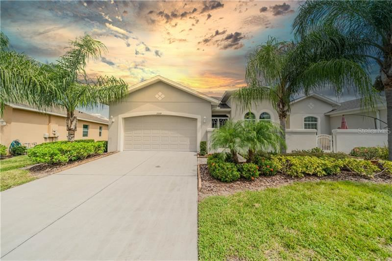 2264 SIFIELD GREENS WAY #45, Sun City Center, FL 33573 - #: T3267193