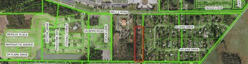 Main image for INTERSECTION OF JACANA DR & ELOIAN DR, WESLEY CHAPEL,FL33545. Photo 1 of 1
