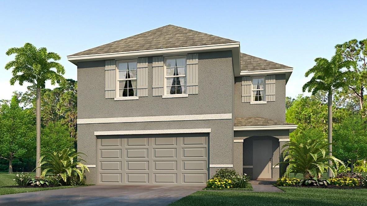603 SUNLIT CORAL STREET, Ruskin, FL 33570 - #: T3312194