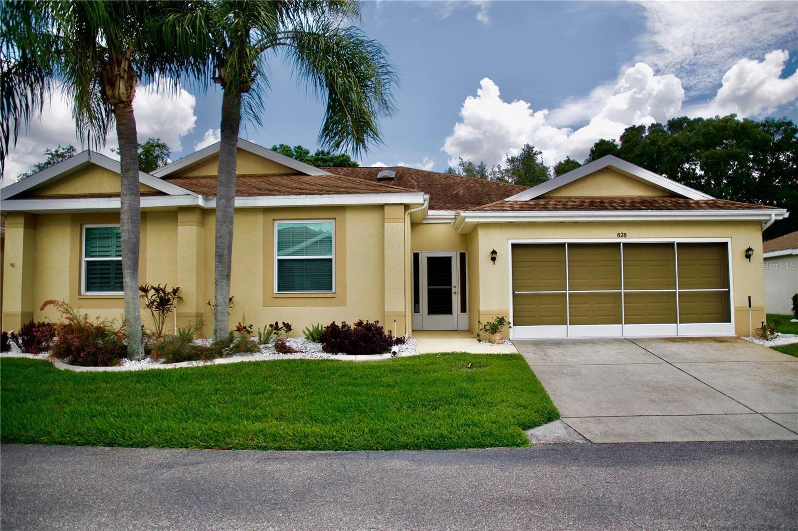 828 MCCALLISTER AVENUE #14, Sun City Center, FL 33573 - #: U8126194