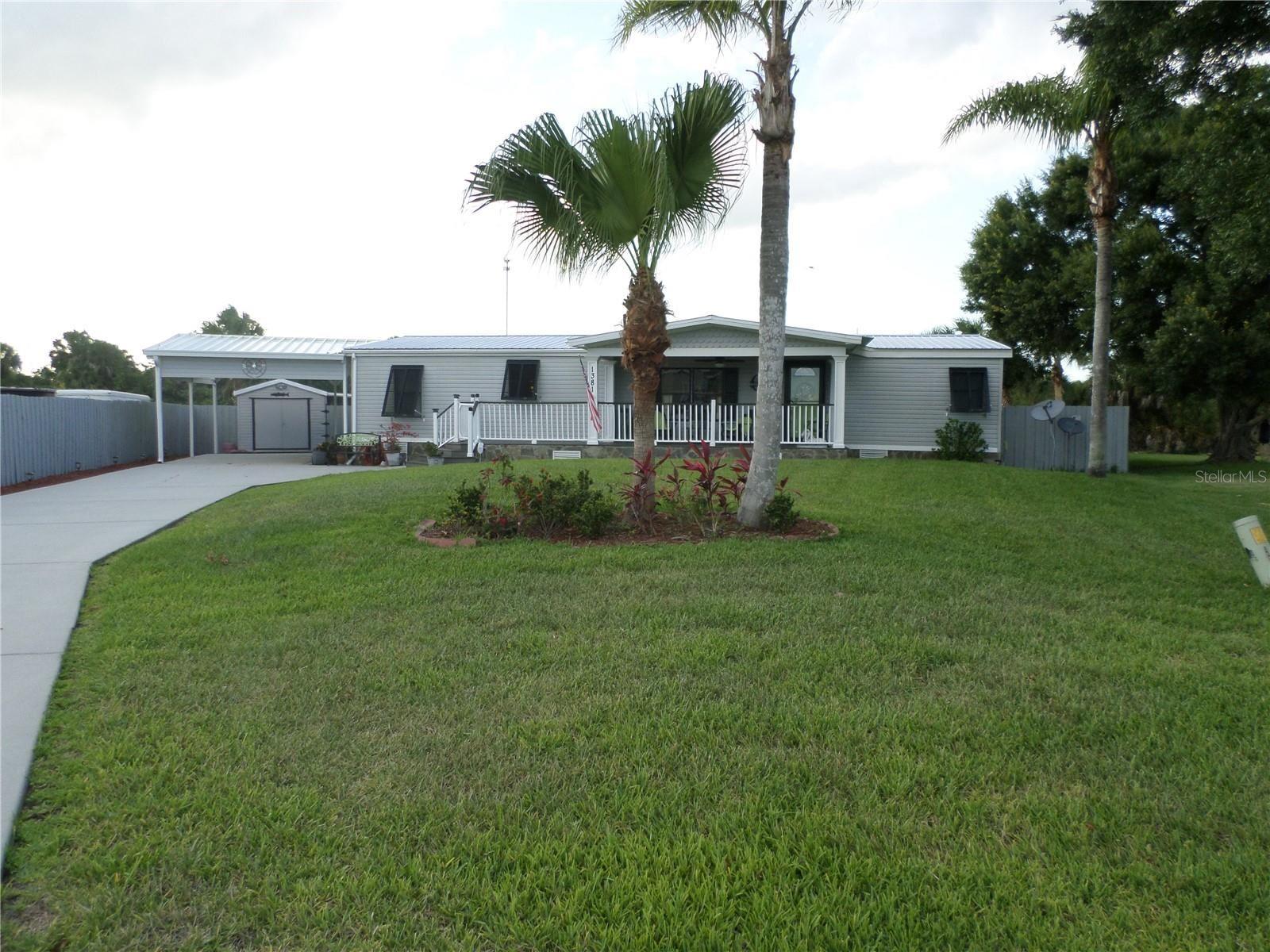 1381 JORDAN LOOP, Okeechobee, FL 34974 - #: OK220195
