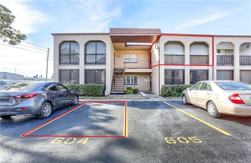 7701 STARKEY ROAD #604, Seminole, FL 33777 - MLS#: U8110195