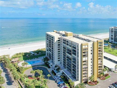 Photo of 1480 GULF BOULEVARD #210, CLEARWATER BEACH, FL 33767 (MLS # U8089197)