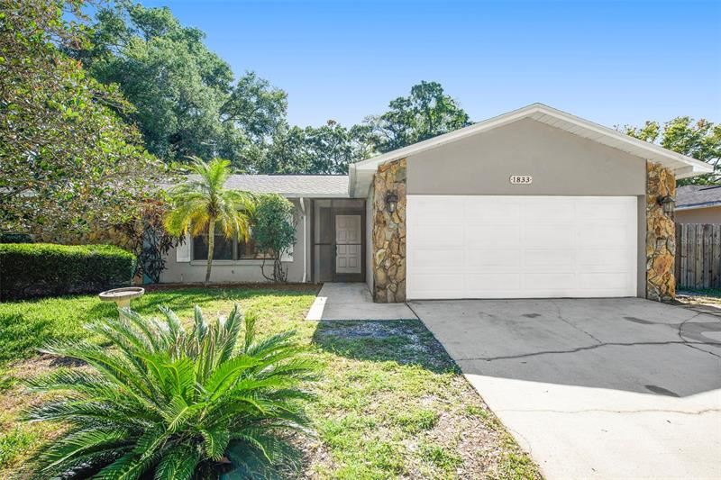 1833 WILLOW OAK DRIVE, Palm Harbor, FL 34683 - MLS#: O5940197