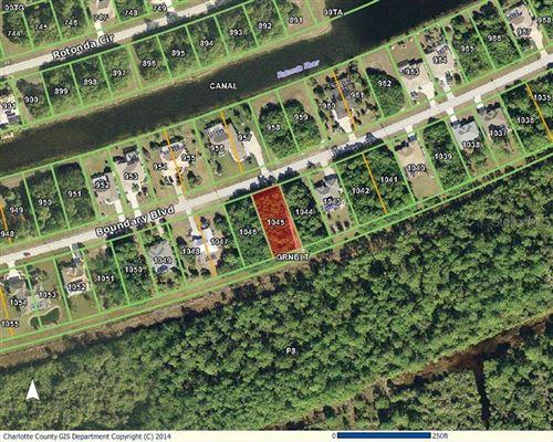 Photo of 1129 BOUNDARY BOULEVARD, ROTONDA WEST, FL 33947 (MLS # D5900198)