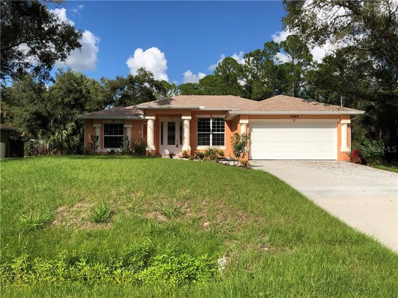 5846 CASANOVA AVENUE, North Port, FL 34291 - MLS#: C7422198
