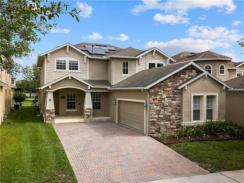 Photo of 14541 OLD THICKET TRACE, WINTER GARDEN, FL 34787 (MLS # O5938198)