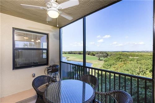 Photo of 7121 RIVER HAMMOCK DRIVE #306, BRADENTON, FL 34212 (MLS # A4452201)