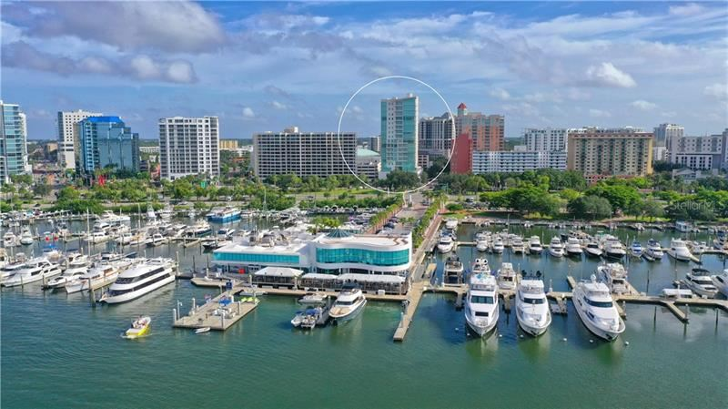 Photo of 1301 MAIN STREET #802, SARASOTA, FL 34236 (MLS # A4480201)
