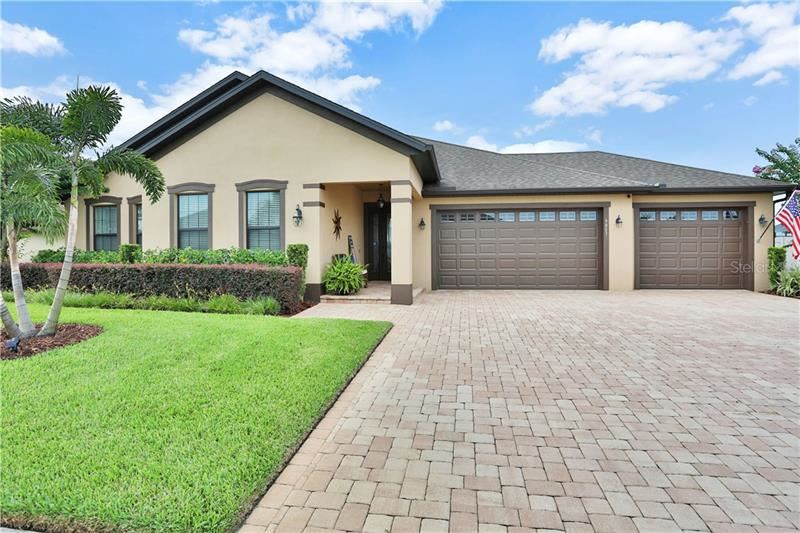 Photo of 9807 ROYAL VISTA AVENUE, CLERMONT, FL 34711 (MLS # G5032201)