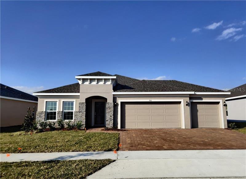 516 WILDCAT LANE, Davenport, FL 33837 - #: O5887201