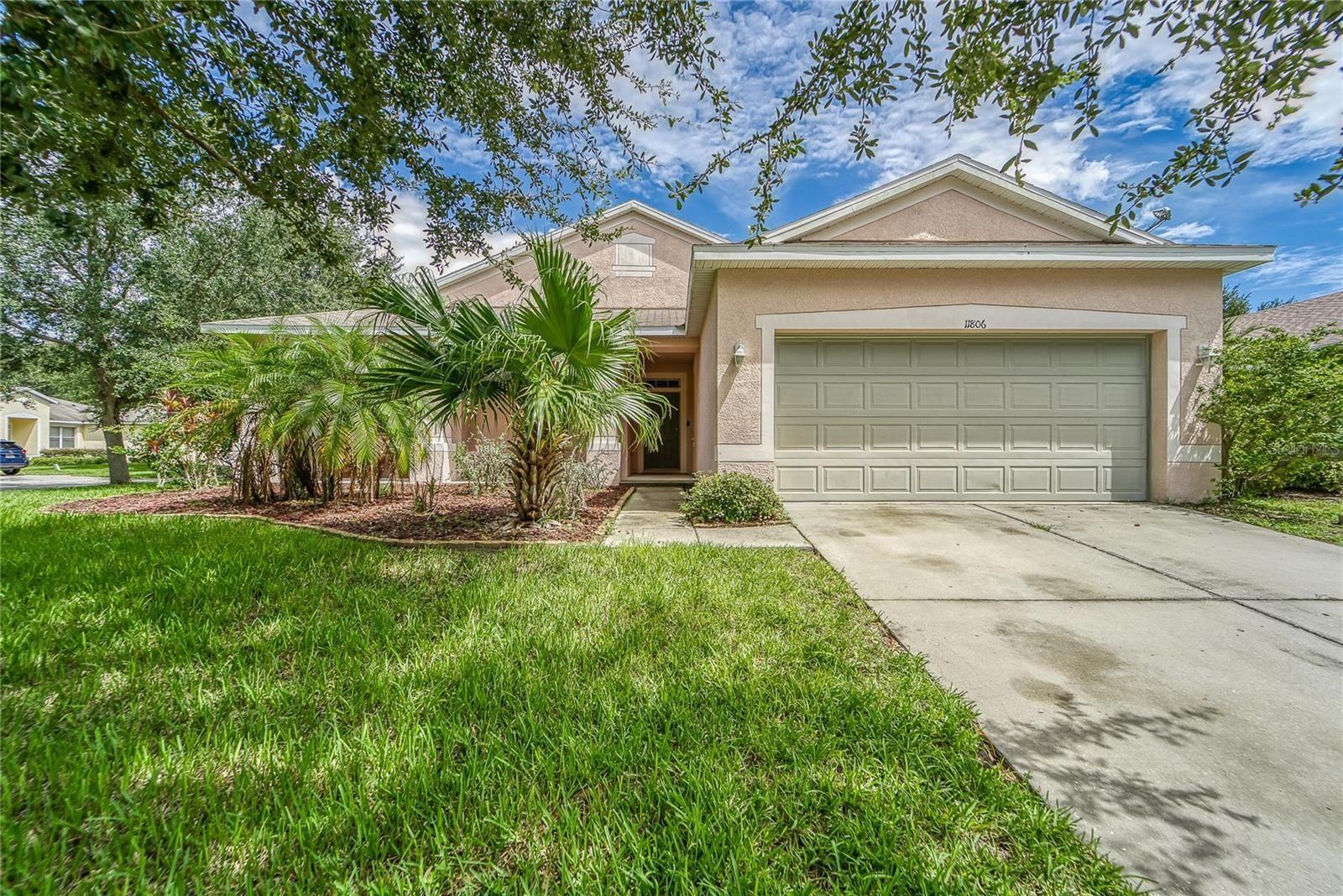11806 HOLLY CREST LANE, Riverview, FL 33569 - MLS#: T3330201