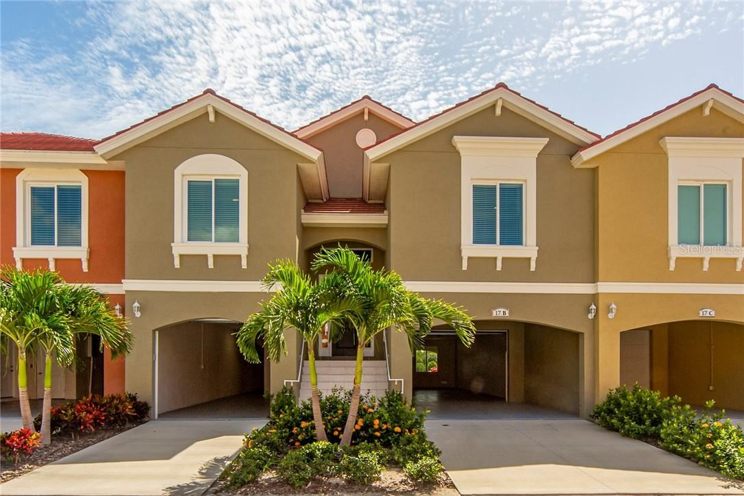 17 FRANKLIN COURT S #B, Saint Petersburg, FL 33711 - #: U8089202