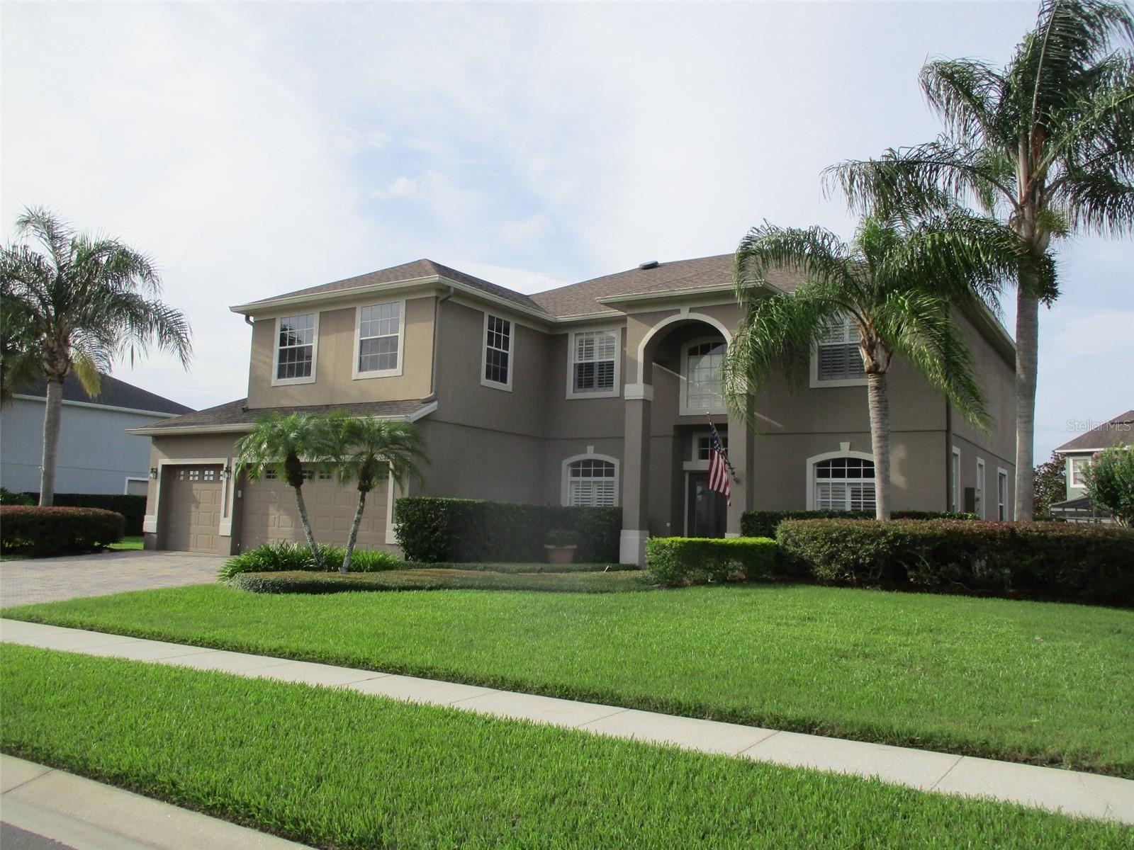 Photo of 5029 HAWKS HAMMOCK WAY, SANFORD, FL 32771 (MLS # W7835202)