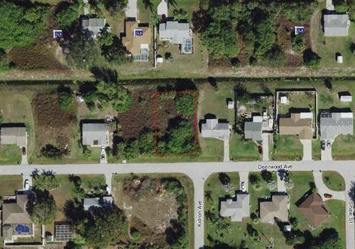 Photo of 10470 DEERWOOD AVENUE, ENGLEWOOD, FL 34224 (MLS # A4515203)