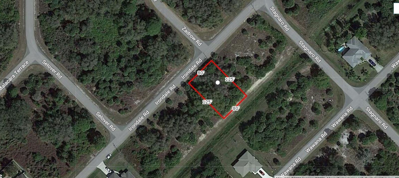 Photo of IRONDALE ROAD, NORTH PORT, FL 34287 (MLS # A4503203)