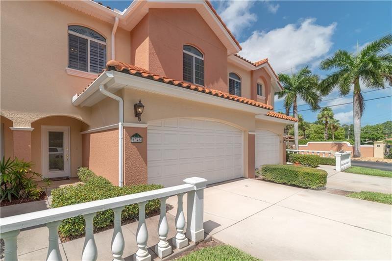 6345 VISTA VERDE DRIVE E, Gulfport, FL 33707 - MLS#: U8092203