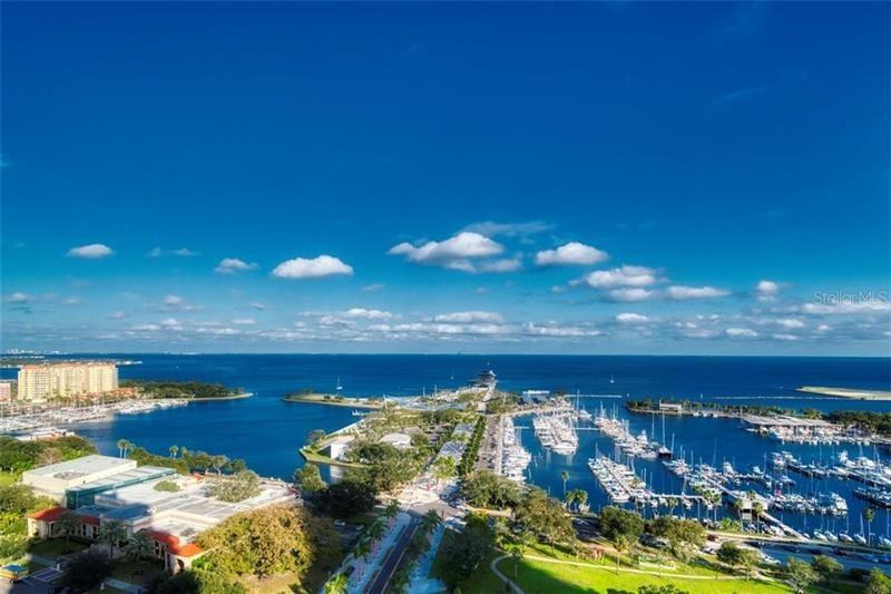 180 BEACH DRIVE NE #2001, Saint Petersburg, FL 33701 - #: U8108203
