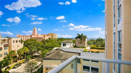 Photo of 400 BEACH DRIVE NE #501, ST PETERSBURG, FL 33701 (MLS # U8101204)