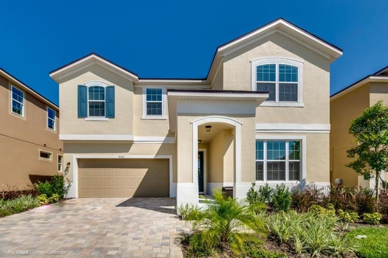 9063 SUNSHINE RIDGE LOOP, Kissimmee, FL 34747 - #: O5872206
