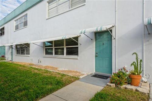Photo of 5267 81ST STREET N #8, ST PETERSBURG, FL 33709 (MLS # T3292207)