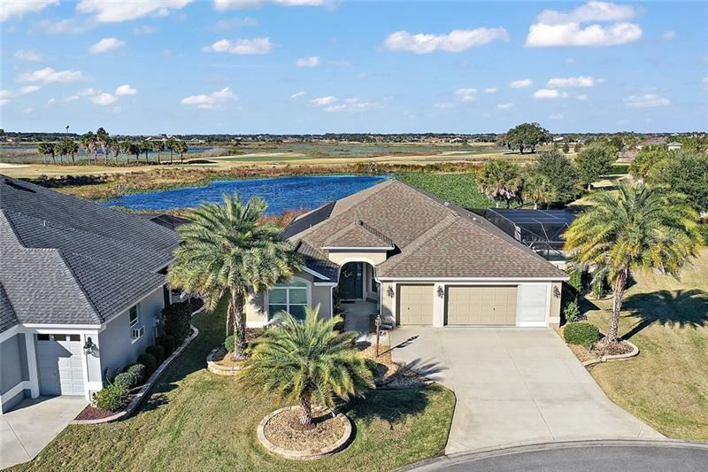 Photo of 1532 RESTHAVEN WAY, THE VILLAGES, FL 32163 (MLS # G5038207)