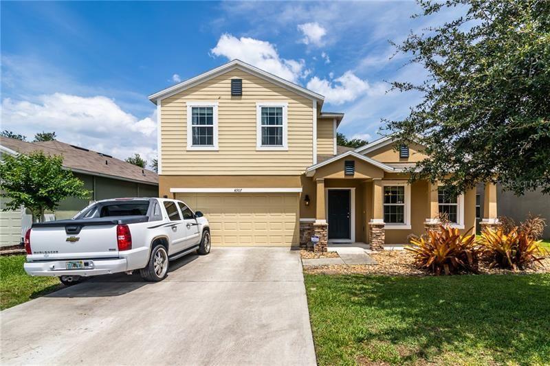 4907 GRASSY KNOLL DRIVE, Tavares, FL 32778 - #: O5869207